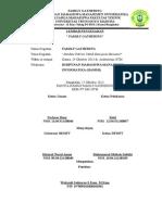 Cover Dan Lembar Pengesahan Proposal Penelitian Skripsi