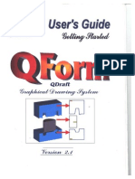 Qform.qdraft Getting Started v2.1