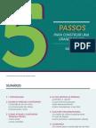 5 Passos Para Construir Uma Grande Equipe