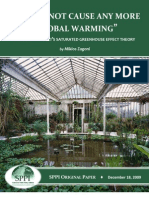 Saturated Greenhouse Effect Theory