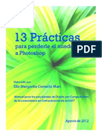 Manual-13 Practicas Para Perderle El Miedo a Photoshop-libre