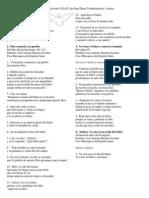2° Martes de Adviento Ciclo B. San Juan Diego Cuauhtlatoatzin. Lecturas