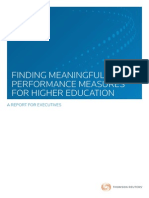 Higher Ed Exec Report