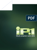 IP.1 Networks Agreements SMS