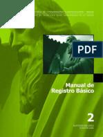 Manual de Registro Básico - Arte Sacro - Diosesis La Serena