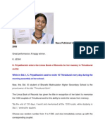 Thirukkural Recitation Winners & 16 Kavanagar