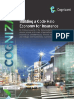 Building a Code Halo Economy for Insurance