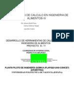 ESTIMACION DE LOS COSTOS DIRECTOS EN UNA PLANTA EXTRUSORA - copia.doc