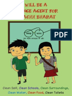 Change Agents For Swachh Bharat (English)