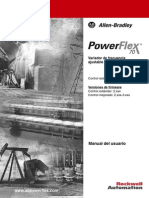 Manual Powerflex 70