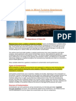 Oil Cleanliness in Wind Turbine Gearboxes