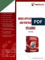 Syllabus_MASPT