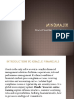 Oracle Financials Online Training