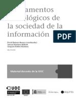Fundamentos tecnológicos de la sociedad de la información