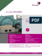 Fives Cail Shredder Gb 26 06