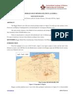 1. IJANS - Applied -Hoggar Shield Gold Mineralization- Khoudour - Algeria