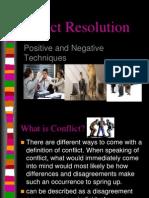 Conflict Resolution Ppt by Abdirazack Islaan