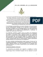 La Masoneria en Los Origenes de La Revolucion Francesa2