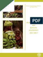 Banana Import Export Global Stats