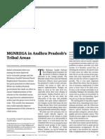 MGNREGA in Andhra Pradeshs Tribal Areas