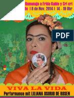 2014-11-08 Frida-Kahlo-Performance