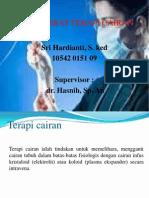Slide Terapi Cairan