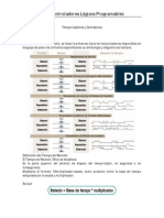 PLC Temporizadores Contadores y Ejercicios