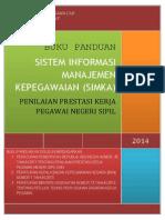 Buku Panduan SKP 2014