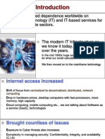 IT - Network Security .. Chapter 1.1