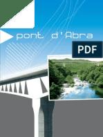Maquette Pont Abra