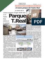 La Tribuna Hoy- Gibraltar Abre El Nuevo Parque Del Teatro Real p.11