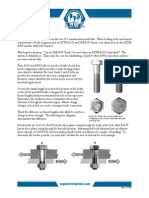 Article - Structural Bolts