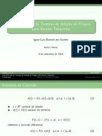 Uma Extensão do Teorema de Seleção de Filippov para Escalas Temporais