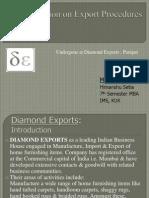 Presentation on Export Procedures