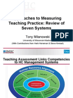Review of 7 Teacher Assessment Systems