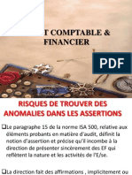 Audit comptable & financier