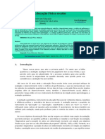 Bibliografia 8 Educação Física (. Avaliação Na Educação Física Escolar)