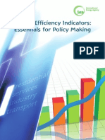 IEA EnergyEfficiencyIndicators EssentialsforPolicyMaking