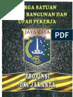 Jurnal Harga Satuan 2014 DKI