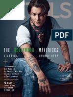 Men's Magazine Details - January 2015 USA