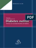Diabetes - Diretrizes SBD