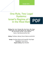 One Rule, Two Legal Systems