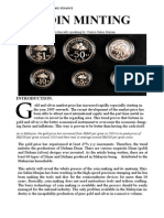 Coin Minting by Hazrin Salim Marjan