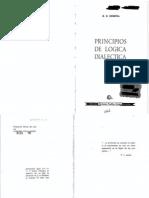 Rosental, M - principios de logica dialectica (pp.481-490).pdf