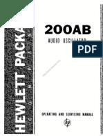 HP-200AB