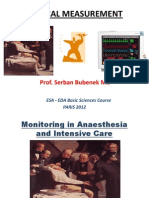 Curs 2012 Monitoring in Anesthesia.ppt