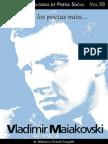 Cuaderno de Poesia Critica n 59 Vladimir Maiakovski