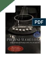 Praiseworthy KFC YFC and SFC Praise Worship Song Compilation