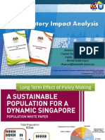 Introduction to Regulatory Impact Analysis
