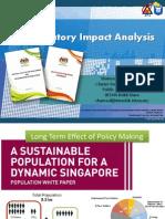 Introduction to Regulatory Impact Analysis